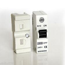 Wylex B10 10A Plug In MCB x 1