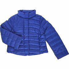 girls RALPH LAUREN shaped Quilted DUCK DOWN JACKET 2Y Royal (92cm) BNWT