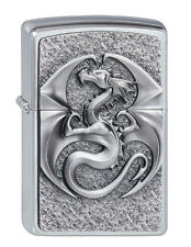 Zippo Feuerzeug Dragon 3D Emblem, Anne Stokes Design Collection 2012 Nr. 2002545