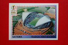 PANINI WORLD CUP KOREA 2002 02 N. 21 OSAKA WITH BLUE BACK MINT!!!