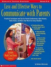 Easy And Effective Ways To Communicate With Parents: Practical Techniques and Ti