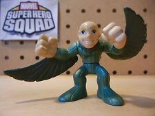 Marvel Super Hero Squad VULTURE Variant Metallic Paint from Spider-Man Wave 5