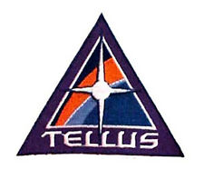 Space 2063 - Above & Beyond - Tellus - Patch - Uniform Aufnäher