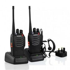 ghost Long range Walkie Talkie earpiece 2-Way Radio equipment paranormal hunting
