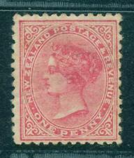 [JSC]1882 NEW ZEALAND POSTAGE & REVENUE~QUEEN VICTORIA~#SC61