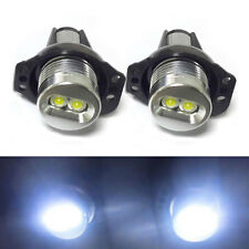2Pc CREE 6W Angel Eyes LED Halo Ring Marker Light For BMW 3 Series E90 E91 05-08