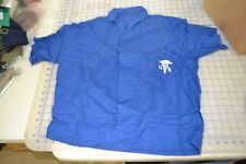caduceus USA medical blue summer weight size MEDIUM hospital suit