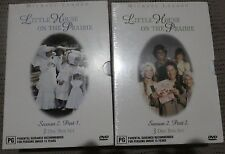 LITTLE HOUSE ON THE PRAIRIE, Complete Season 2, Part 1 & 2 (DVD, 6-Discs, R4) L3