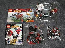 Lego Marvel Super Heroes Set X-Men Deadpool Wolverine Magneto New Sealed