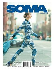 SOMA MAGAZINE MAY/JUNE 2013 sean lennon azzedine alaia alfredo haberli mark coll