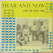 HEAR AND NOW For the First Time LP Lounge/Rock – Signed