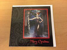 Gothic Themed Christmas Card #6 - NEW