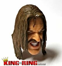 WWE TRIPLE H Wrestling Figure HEAD Mattel Jakks Custom Fodder DX Blonde RARE