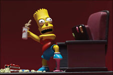 The Simpsons Movie Mayhem Bart  - Mcfarlane Figure