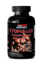 Tribulus Tablets - Tribulus Terrestris 1000mg - Aging Men Performance 60 Pills