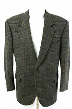 Harris Tweed by HIRMER Sakko Gr. 25 (M Kurz) 100% Wolle Business Jacket