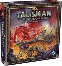 Talisman: The Magical Quest Game, 4th Ed [Board Game, 2-6 Players, 90 Min]