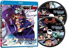 Phi-Brain The Puzzle of God Season 2 Orpheus Order Collection 2 BLURAY