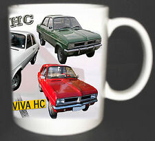VAUXHALL VIVA HC CLASSIC CAR MUG LIMITED EDITION 2010
