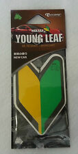 1 JDM Wakaba Treefrog Young Leaf Japanese Air Freshener New Car Scent