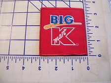 K mart patch (Brand NEW)