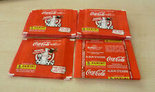 Panini UEFA Euro 2012 Stickers Coca Cola * 50 Sealed Packets * Promotional Packs