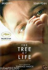 D.V.D../...THE TREE OF LIFE..( L'ARBRE DE VIE ).../...BRAD PITT.....SEAN PENN..