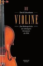 Die Violine von David Schoenbaum (2015, Gebundene Ausgabe)
