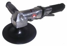 "7"" Air Angle Buffer Polisher with 5/8-11NC Arbor pneumatic tool autobody grinder"
