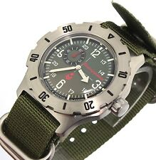 Russian automatic watch Vostok Komandirskie K-35 350501