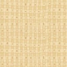 Linen Closet By One Sister Designs For Henry Glass - Tan Wonky Check
