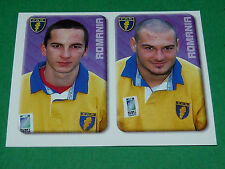N°250 ROUMANIE ROMANIA MERLIN IRB RUGBY WORLD CUP 1999 PANINI COUPE MONDE