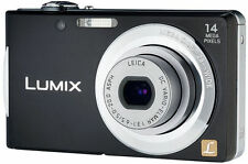 Panasonic LUMIX DMC-FS14 14.1MP Digital Camera - Black