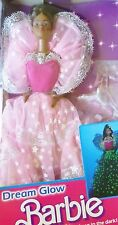 Barbie 1985 Dream Glow rar mágica brillo vintage #2422 African American AA NRFB