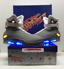 Universal Licensed Back To The Future Size 12 Marty Mcfly Light Up Retro BTF4427