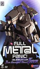 Full Metal Panic! The Second Raid - Tactical Ops 02 2007 by Ryuuta Nakagami; Shi