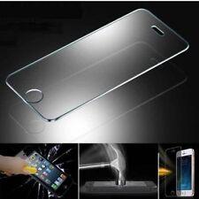 Gehärtete Schutzfolie für iPhone 5 5S Panzerfolie Glas Optik Anti-Shock *NEU*