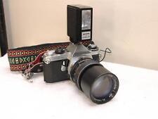 Working PENTAX ME SUPER 35mm Camera Body+pdf Manual