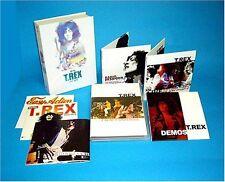 T. REX,  TOTAL T. REX 1971-1972  BOX SET JAPAN (MINT)