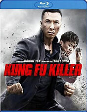 KUNG FU KILLER (Donnie Yen) - BLU RAY - Region Free - Sealed