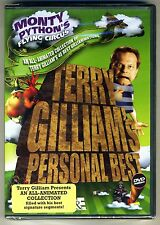 TERRY GILLIAM PERSONAL BEST Monty Python's Flying Circus BBC British TV Comedy