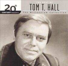 "TOM T. HALL, CD ""20th CENTURY MASTERS, THE MILLENNIUM COLLECTION"" NEW SEALED"