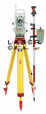 LEICA TCP1202 ONE-MAN ROBOTIC SURVEYING TOTAL STATION,SOKKIA,TRIMBLE,TOPCON