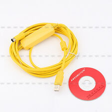USB-SC09-FX PLC Programming Cable upgrade for Mitsubishi FX Series support Win7
