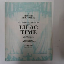piano selection LILAC TIME arr clutsam