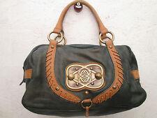 Magnifique sac à main LOEWE  cuir TBEG vintage bag *