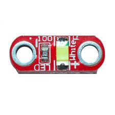 10PCS SMD LED Module White LED Module for Lilypad Voltage 3v to 5v 3~5v