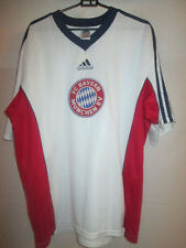 Bayern Munich 1995-1996 Training Football Shirt Size Large 20072
