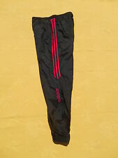 ADIDAS Pantalon Track Pants True Vintage Lined Doublé Old School Jogging Urban