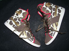 reebok shoes hi tops limited ed Light weight~~8.5M